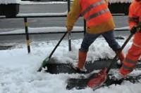 Fizyczna praca Norwegia bez znajomości języka 2014 – odśnieżanie, porządkowanie w Oslo