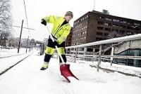 Sezonowe oferty pracy w Norwegii przy odśnieżaniu 2014 język angielski Drammen