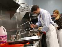 Pomoc kuchenna praca w Norwegii od zaraz (2014) restauracja Oslo