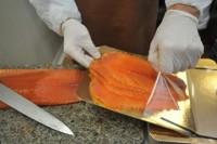 Norwegia praca na produkcji przy pakowaniu łososia od zaraz 2014