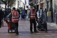 Praca Norwegia przy sprzątaniu terenu miasta Bergen od zaraz 03.2014