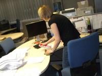 Sprzątanie biura w Oslo od zaraz praca Norwegia z językiem angielskim dla kobiet