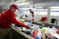 Praca Norwegia na produkcji przy recyklingu bez języka Oslo luty 2015