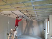 Budownictwo oferta pracy w Norwegii dla budowlańców Bergen przy regipsach