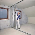 Norwegia praca na budowie przy regipsach Bergen jako monter sufitów podwieszanych