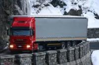 Ogłoszenie pracy w Norwegii dla kierowcy kat. C+E w transporcie i przy rozładunku