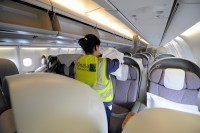 Dam pracę w Norwegii bez języka przy sprzątaniu samolotów od zaraz Oslo