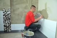 Kafelkarz praca w Norwegii na budowie przy wykończeniach-remontach Oslo