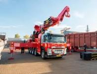 Oslo, dam pracę w Norwegii – Kierowca ciężarówki z wysięgnikiem teleskopowym