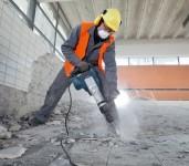 Pracownik budowlany Norwegia praca w budownictwie przy rozbiórkach, wyburzeniach Oslo