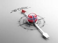 Zgrana młoda para podejmie pracę w Norwegii