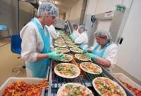 Bez języka ogłoszenie pracy w Norwegii produkcja pizzy mrożonej od zaraz Bergen