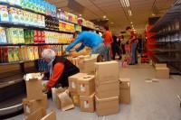 Fizyczna praca w Norwegii dla par bez języka w sklepie przy wykładaniu towarów od zaraz Oslo