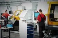 Stryn, Norwegia praca jako operator wytaczarki CNC WHR  13(O) TOS