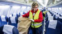 Norwegia praca bez znajomości języka sprzątanie samolotów od zaraz lotnisko Oslo