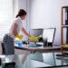 sprzatanie biura praca fizyczna UK 2020