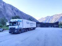 Norwegia praca dla kierowców kat. C+E od zaraz transport chłodniczy w Oslo-Skedsmokorset