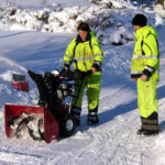 Fizyczna praca w Norwegii od zaraz przy odśnieżaniu bez języka 2021 Lillehammer