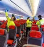 Ogłoszenie pracy w Norwegii sprzątanie i dezynfekcja samolotów od zaraz z j. angielskim Oslo