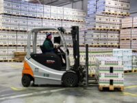 Norwegia praca od zaraz dla operatora wózka widłowego z j. angielskim na magazynie Stavanger