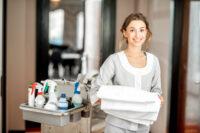Norwegia praca od zaraz dla pokojówki przy sprzątaniu w hotelu Fredrikstad 2021