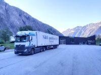 Kierowca kat. C+E do pracy w Norwegii z językiem angielskim od zaraz okolice Oslo